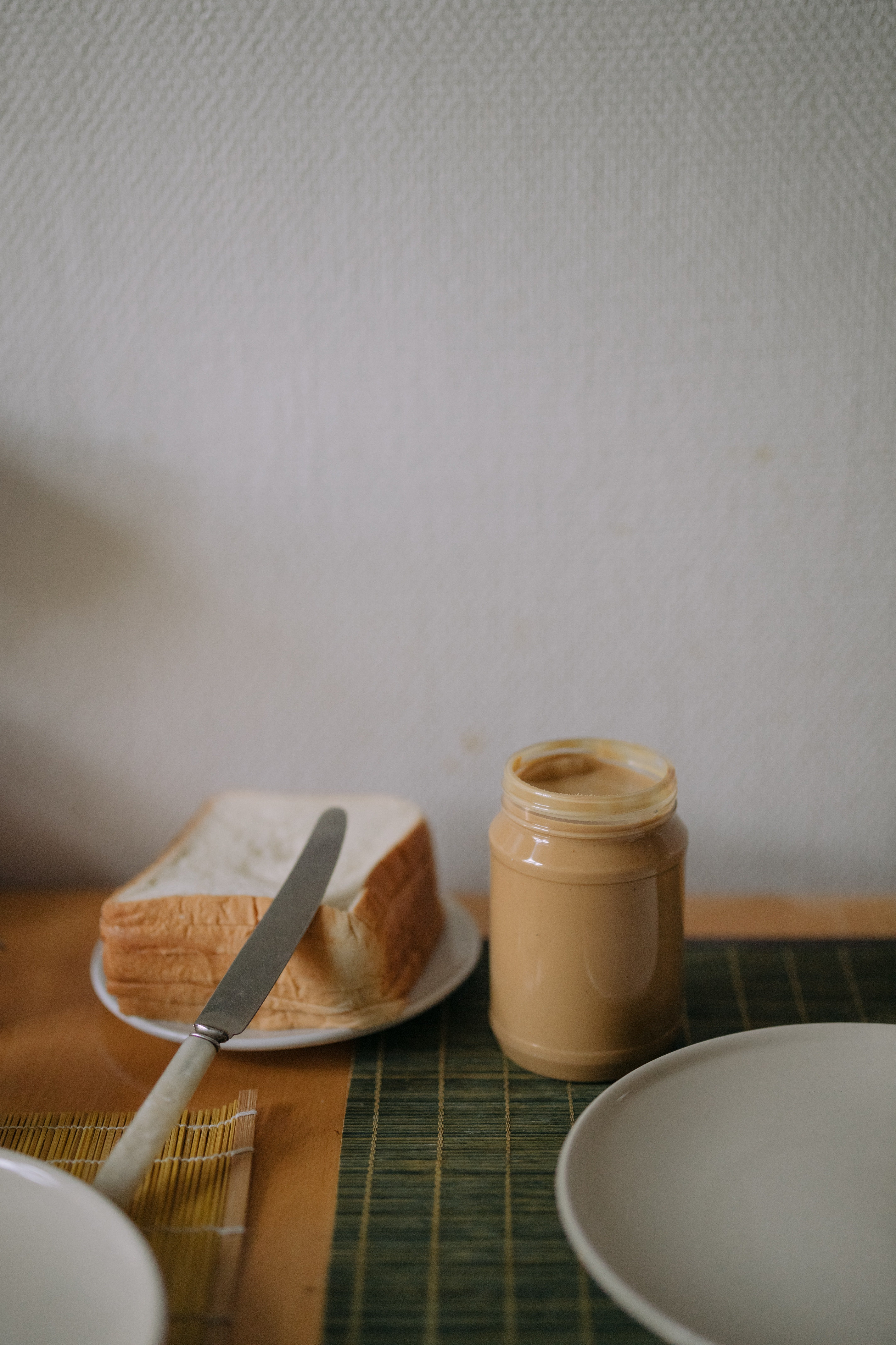 The vision of that peanut butter toast really struck me for some reason   Source: Pexels