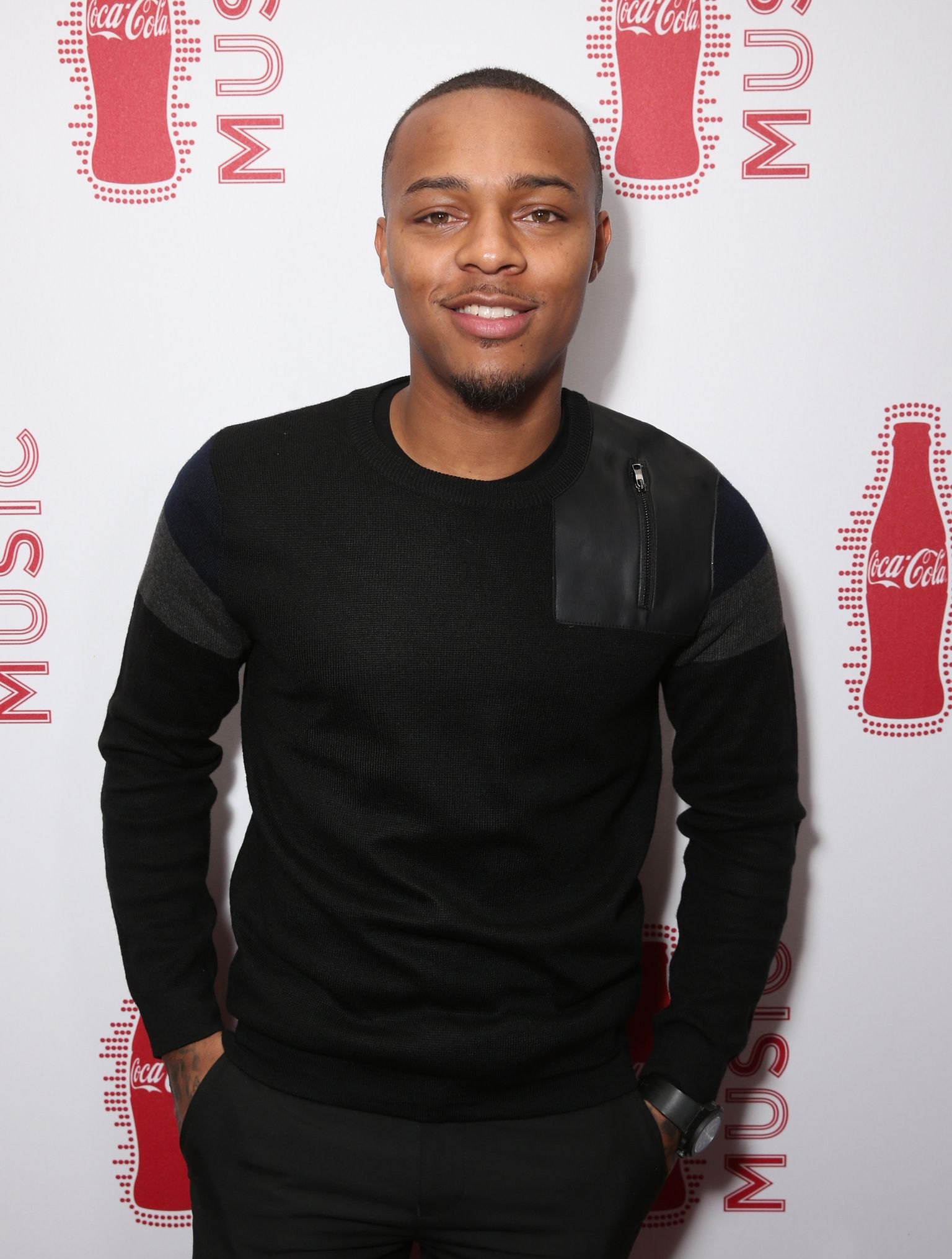 Rapper Bow Wow at the American Music Awards Pre Party on November 20, 2015 in Los Angeles. | Photo: Getty Images