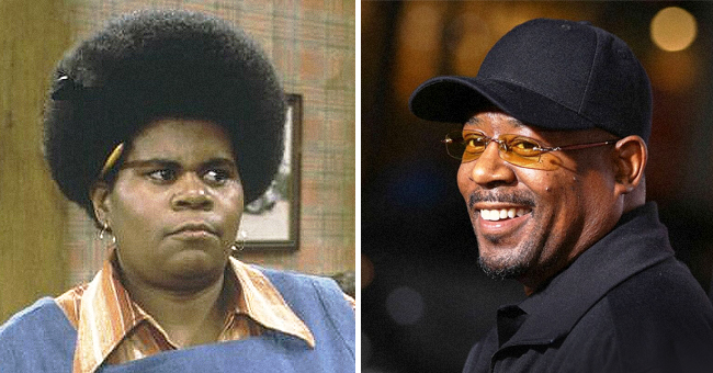 How Actress Shirley Hemphill Once Helped Martin Lawrence When He Was Broke, Jobless