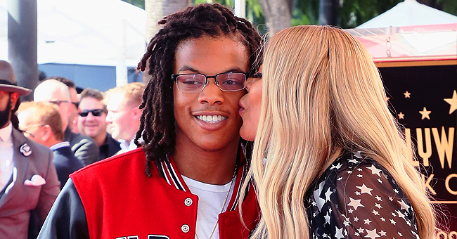 Wendy Williams' Son Kevin Jr Makes Public Appearance to Support Mom at Walk of Fame Ceremony