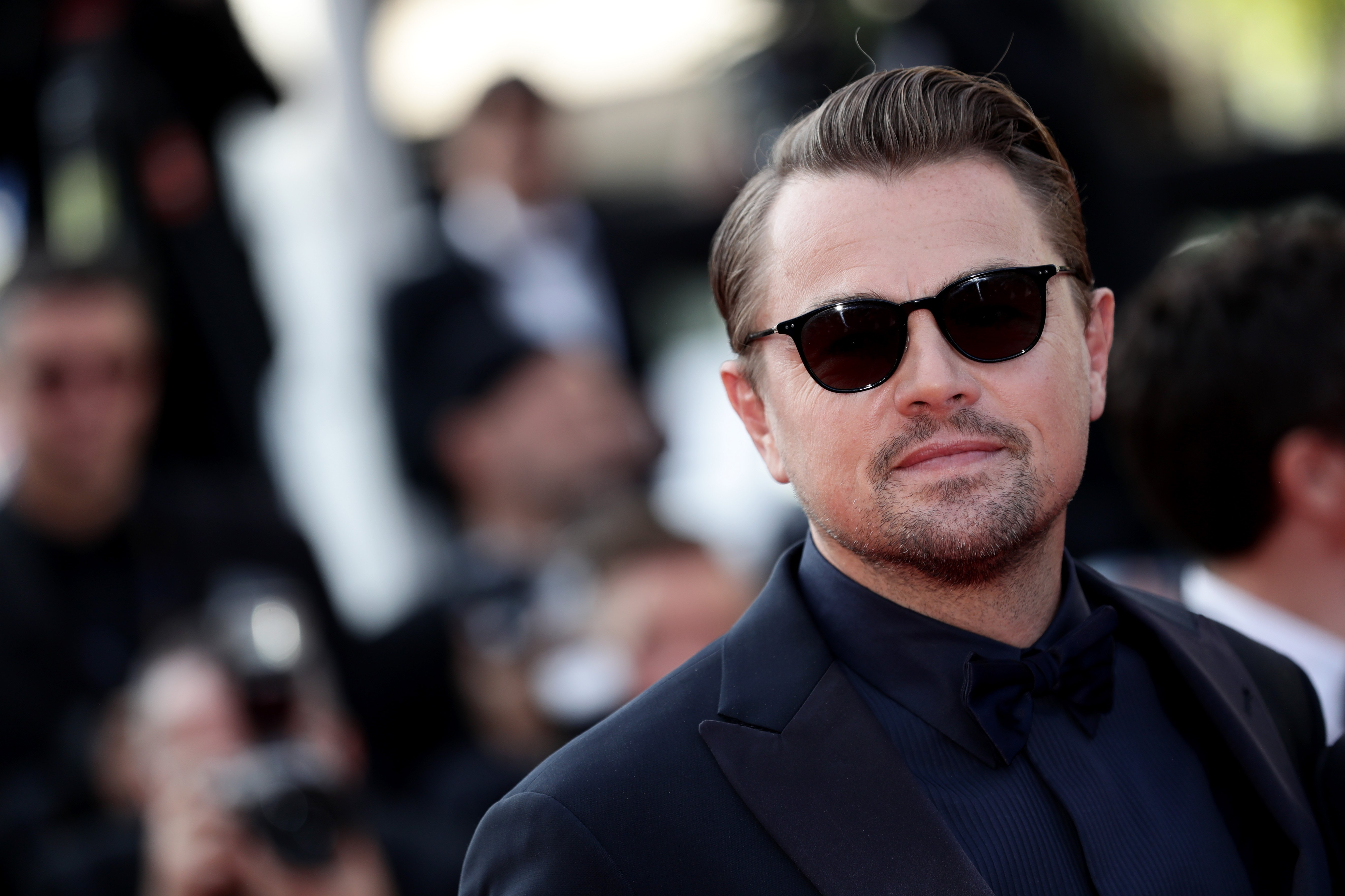 Leonardo DiCaprio attends the screening of 'Il traditore' film at the 72nd annual Cannes Film Festival in Cannes, France on May 23, 2019. | Photo: Getty Images