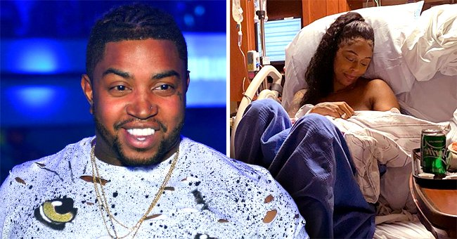 Lil Scrappy and Wife Bambi Welcome Newborn Daughter  –– Inside the Birth of Their Bundle of Joy