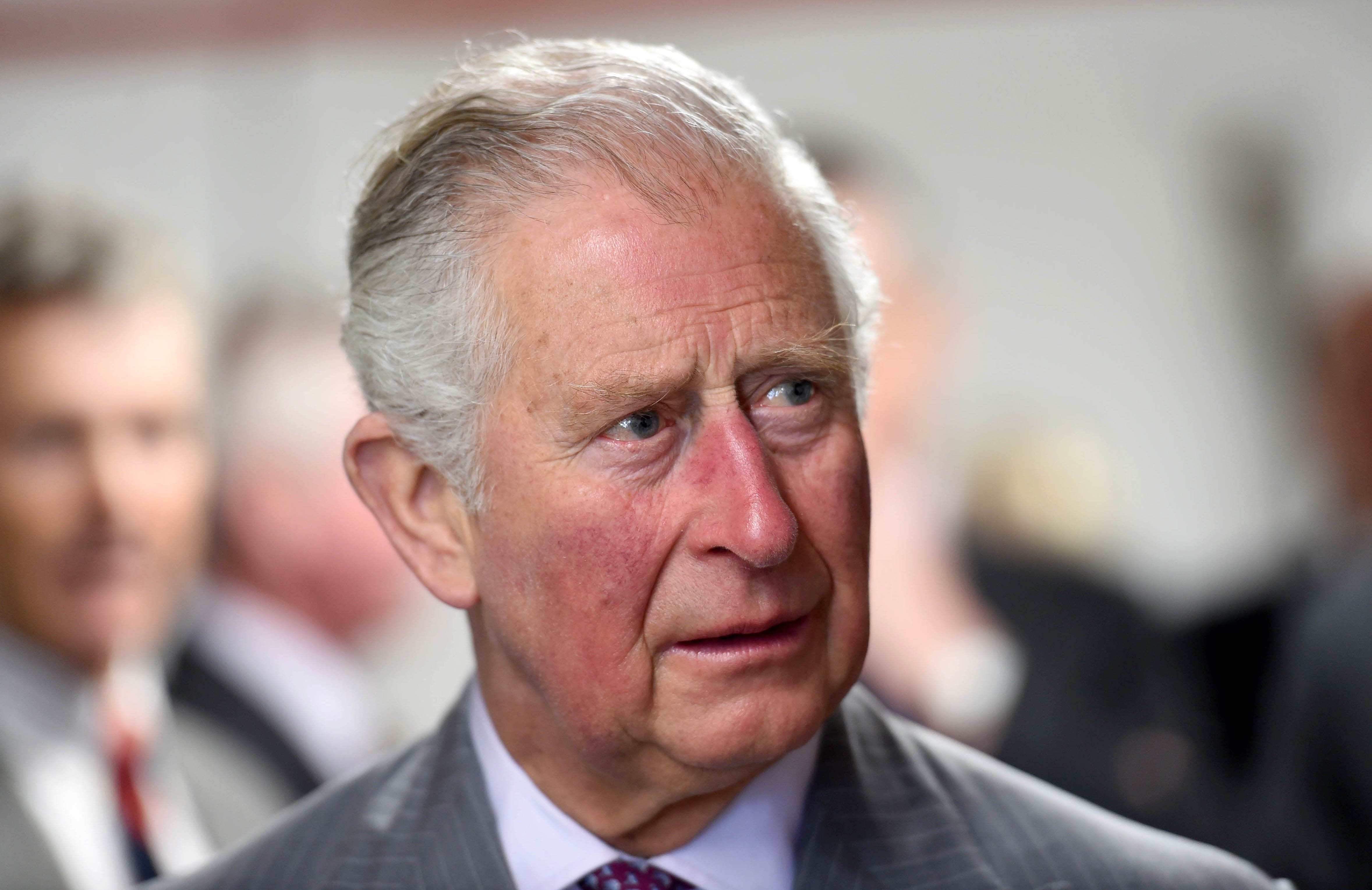 Prince Charles, Prince of Wales makes an official visit to St Austell Brewery on April 05, 2019, in St Austell, England. | Photo: Getty Images.