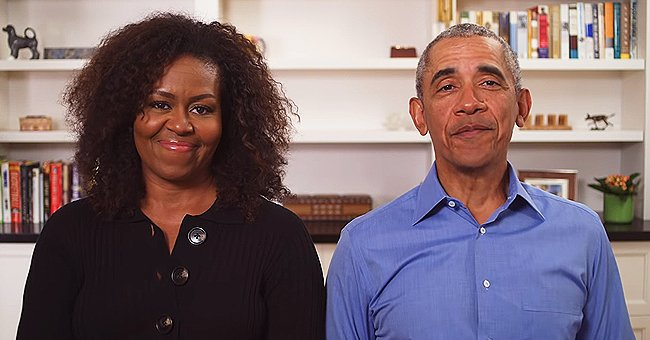 Barack and Michelle Obama Read Children's Book 'The Word Collector' in a Cute Video
