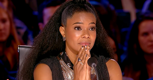 Gabrielle Union Gives Her First-Ever Golden Buzzer to Blind Autistic Singer on 'AGT'