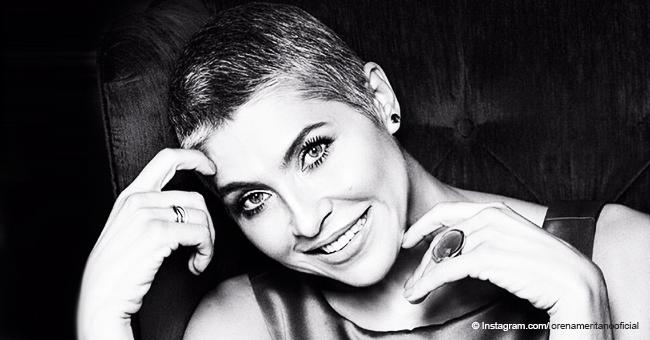 Lorena Meritano está en remisión del cáncer de seno tras cuatro años de lucha y 10 cirugías