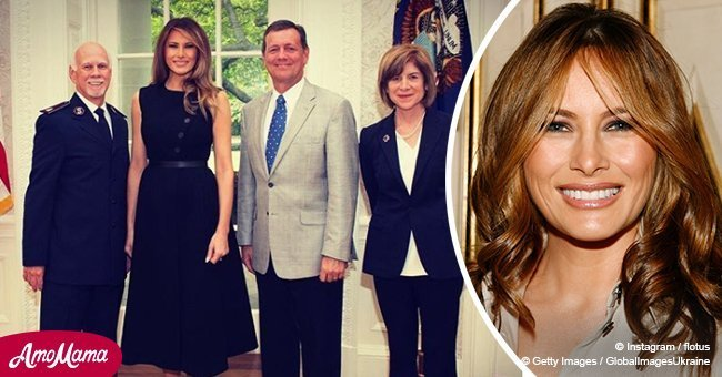 Try to Eat like Melania Trump for a Day - Your Stomach Will Thank You