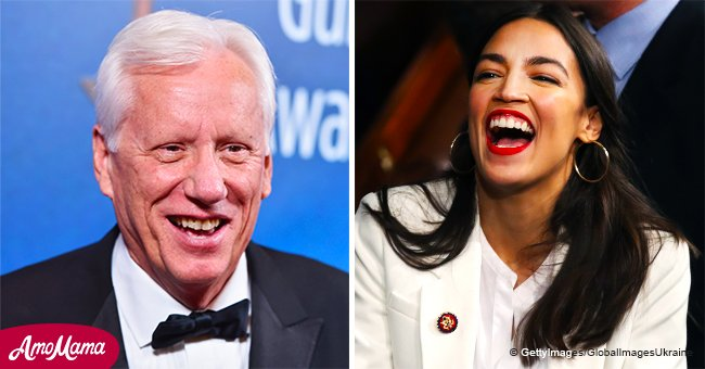 James Woods roasts Ocazio-Cortez, labelling her 'the most dangerous person in America'