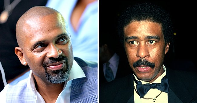 Mike Epps Remembers Richard Pryor's Birthday with Throwback Photo with the Comic Legend