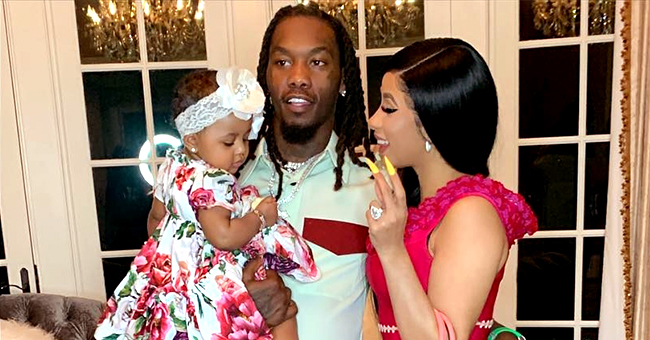 Cardi B and Offset Allegedly Spent $100K on Birthday Bling for Baby Kulture