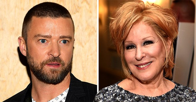Bette Midler Slams Justin Timberlake's Apology to Wife Jessica Biel and Says He Should Also Apologize to Janet Jackson