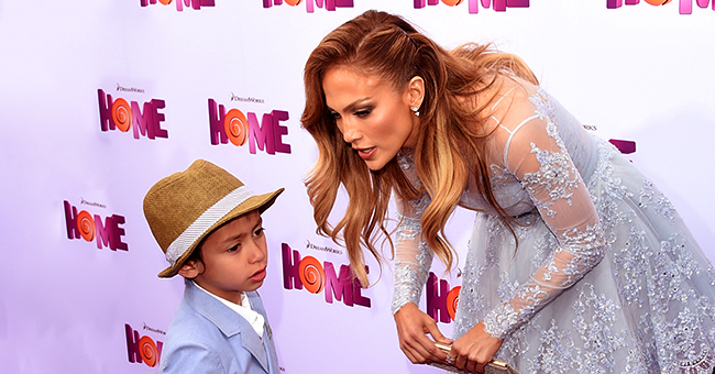'Hustlers' Actress J-Lo Says Son Max Will Walk Her down the Aisle during Wedding to A-Rod