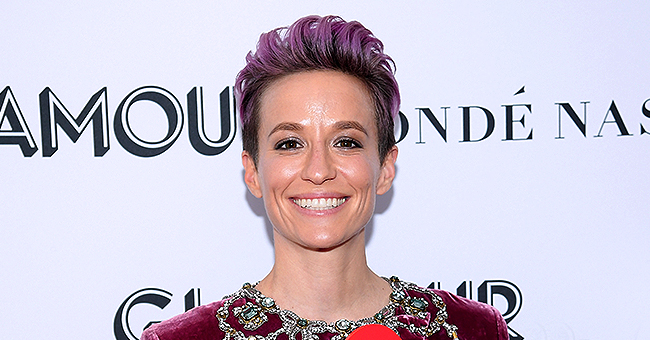 Megan Rapinoe Honored at the 2019 Glamour Women of the Year Awards Ceremony