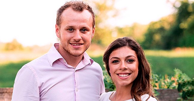 Josiah Duggar of 'Counting On' Fame Holds His Smiling Daughter Bella Outdoors in Sweet New Photos