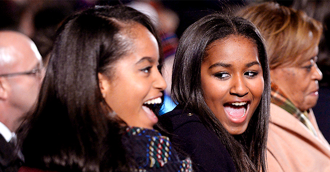 10 Sweet Malia and Sasha Obama Sibling Moments That Sisters Can Relate To