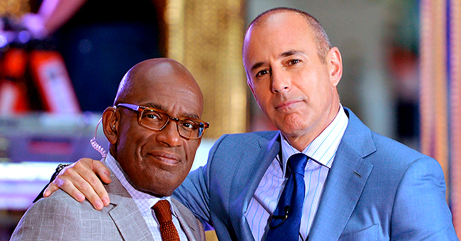 Al Roker Sends Well Wishes to Matt Lauer Nearly Two Years after 'Today' Firing