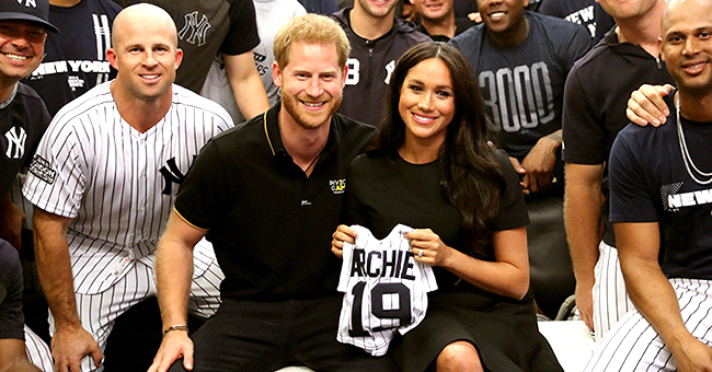 Meghan Markle, Prince Harry Attend London's First MLB Game & Baby Archie Gets Cute Gifts