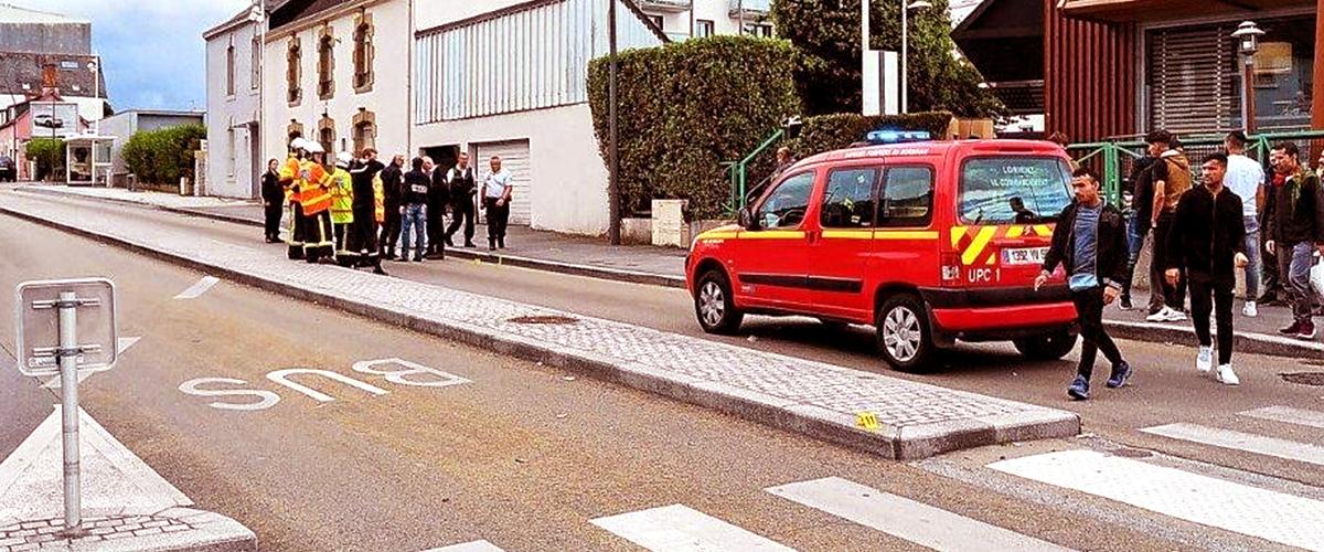 L'arrestation de la passagère du chauffeur qui a percuté les deux enfants à Lorient