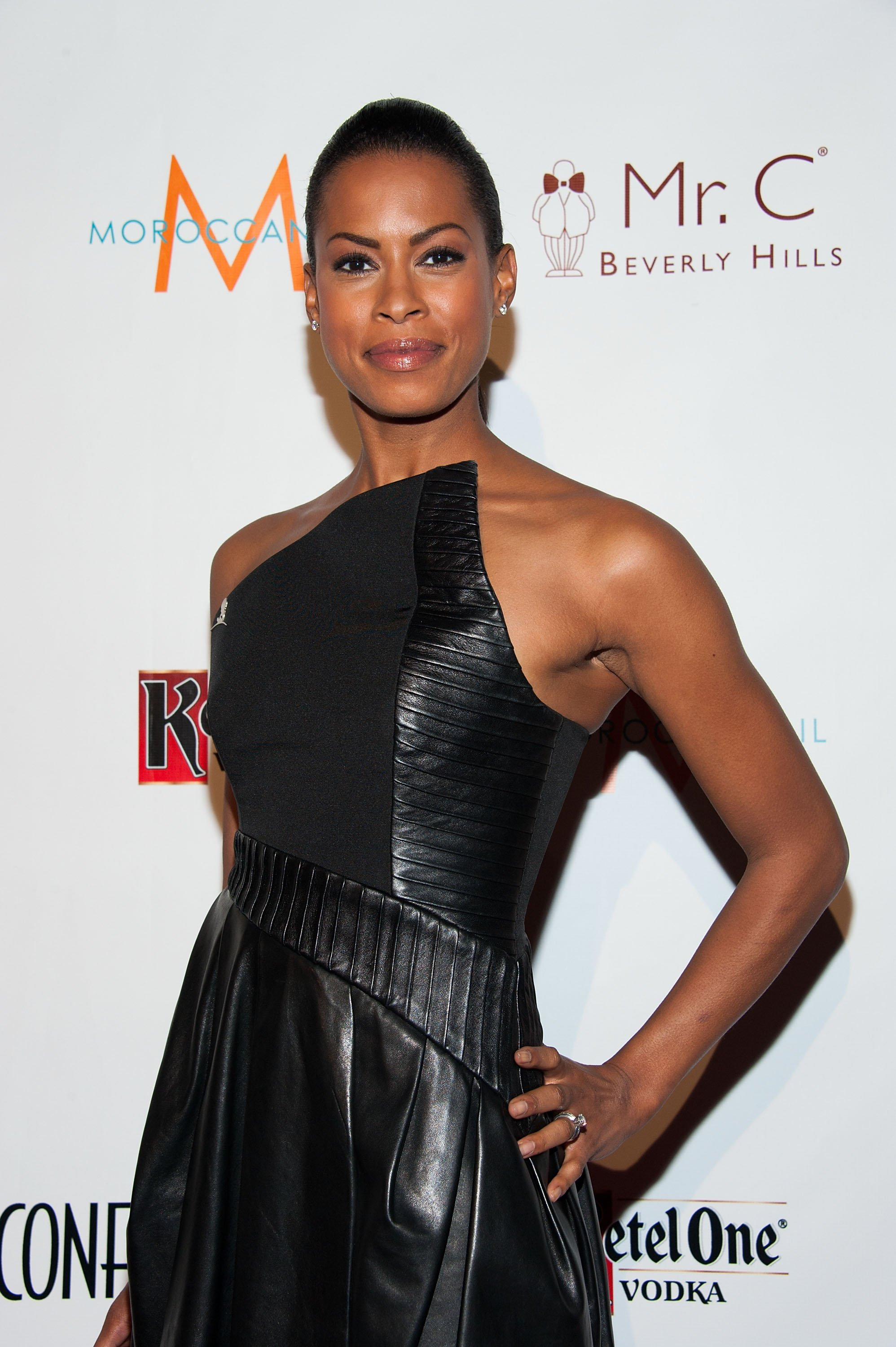 Kearran Giovanni attends Los Angeles Confidential's Annual Pre-Emmy Kick-Off Celebration | Source: Getty Images
