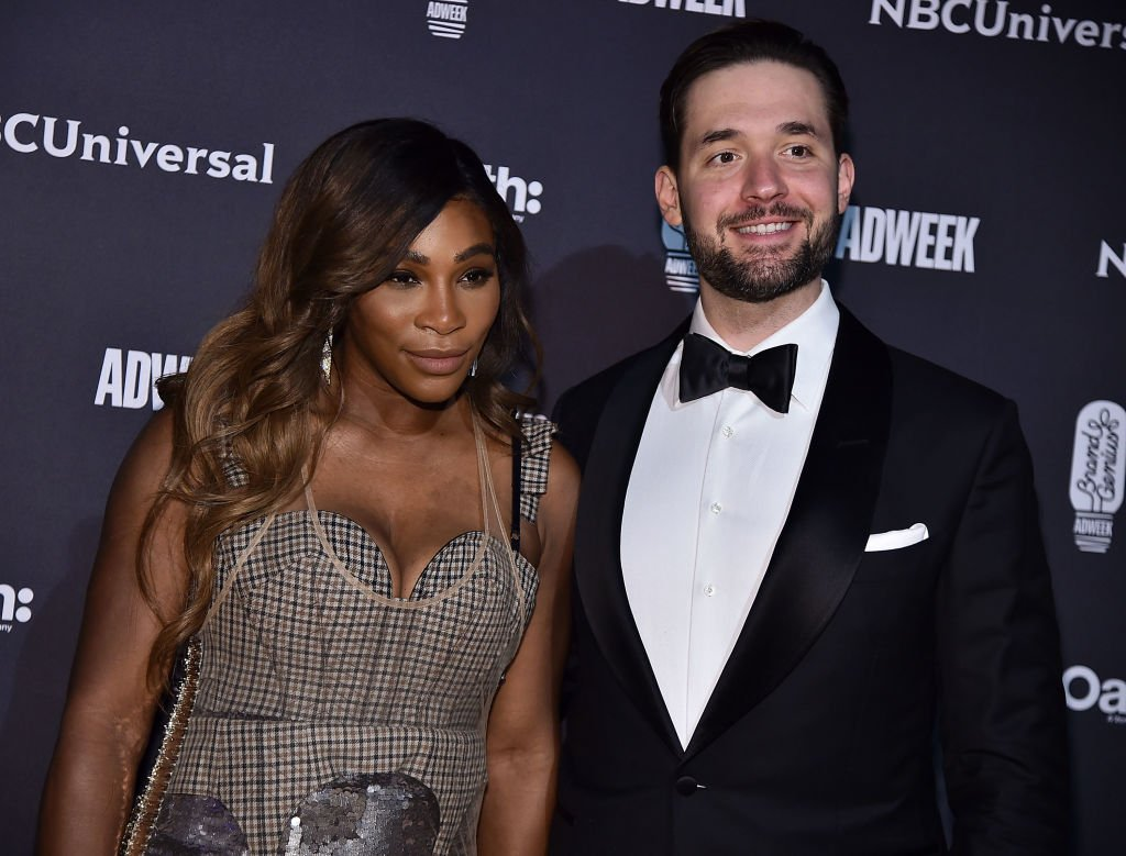 Serena Williams & Alexis Ohanian at the 2018 Brand Genius Awards in New York City on Nov. 7, 2018 | Photo: Getty Images