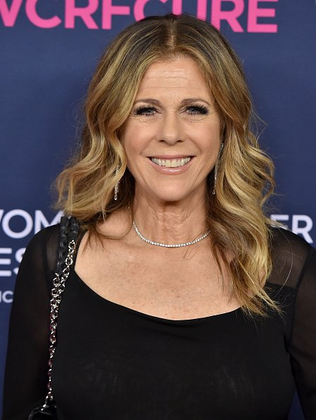 Rita Wilson at Beverly Wilshire, A Four Seasons Hotel on February 27, 2020 in Beverly Hills, California. | Photo: Getty Images