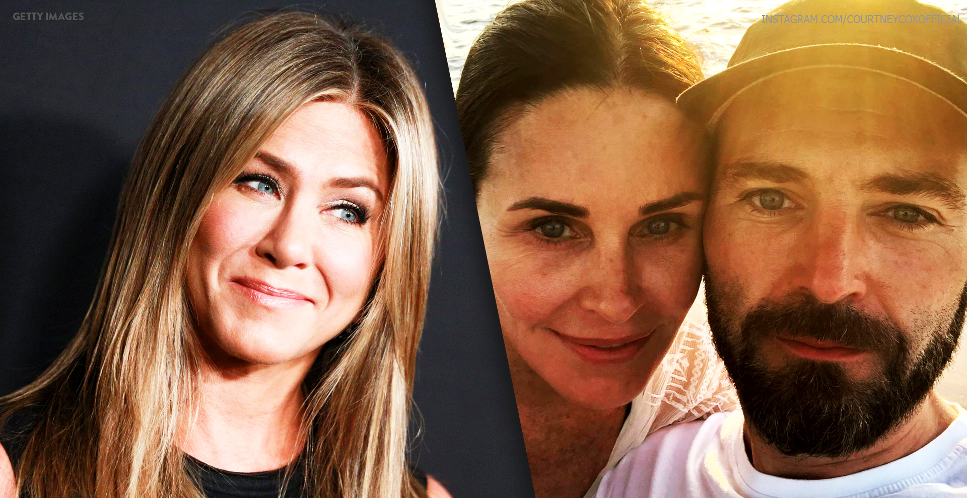 Friends Cast Real-Life Partners