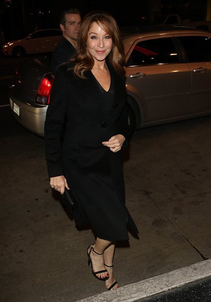 Jamie Luner is seen on February 27, 2019 in Los Angeles | Photo: Getty Images
