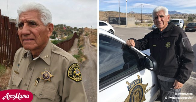 Arizona Sheriff Tony Estrada claims 'There is no crisis down here' on US-Mexico border