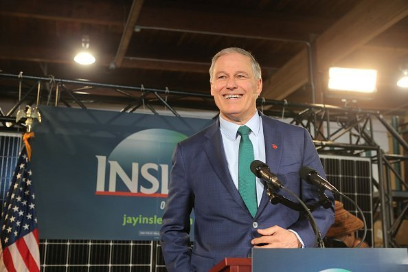Washington Gov. Jay Inslee | Photo: Getty Images