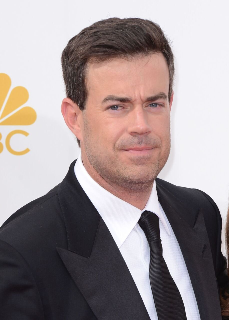 Carson Daly arrives to the 66th Annual Primetime Emmy Awards at Nokia Theatre L.A. Live on August 25, 2014 | Photo: Getty Images