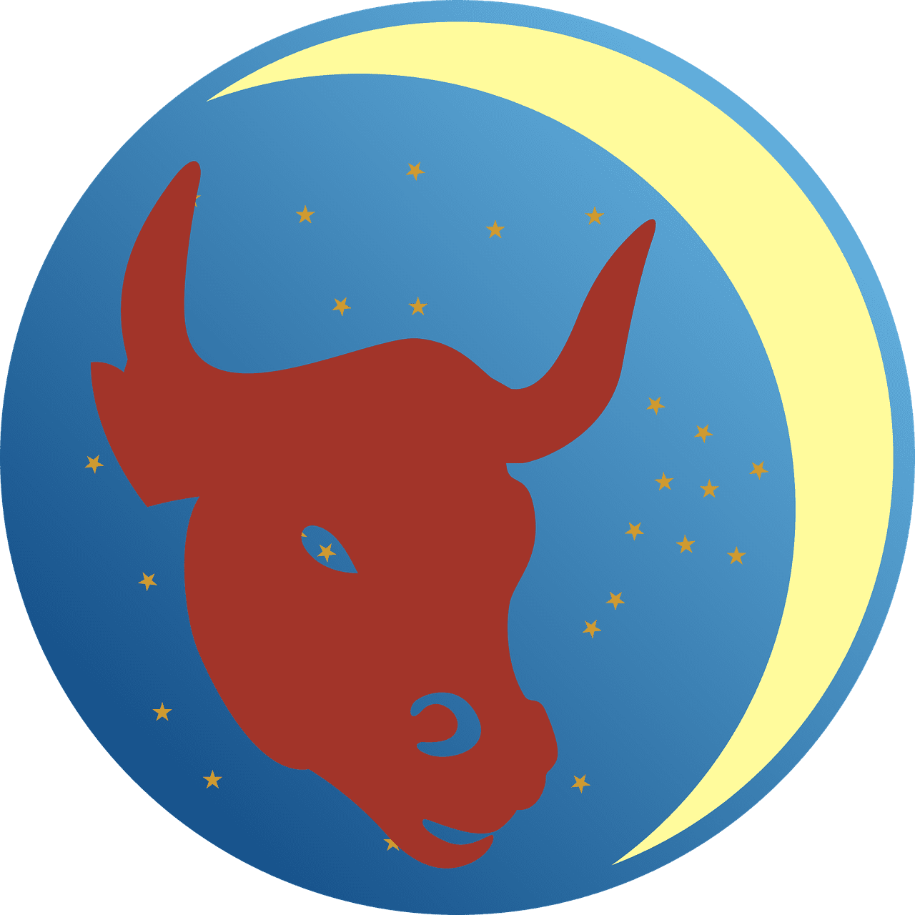 A depiction of the Taurus star sign   Photo: Pixabay/13smok
