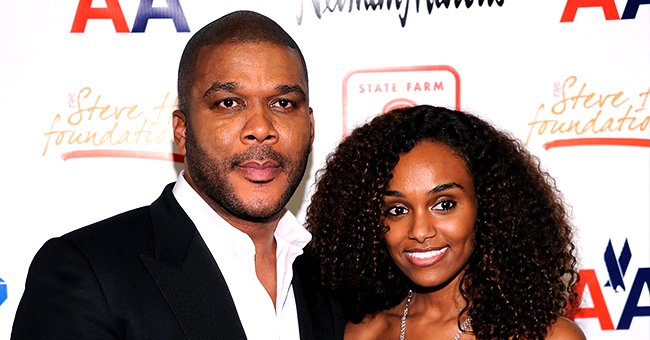 Fans Praise Tyler Perry's Girlfriend Gelila for Her Continuous Humanitarian Projects