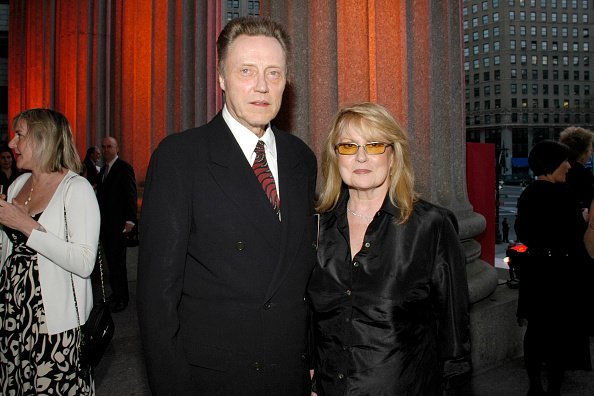 Christopher Walken and Georgianne Walken attend VANITY FAIR & Tribeca Film Festival Party hosted by GRAYDON CARTER and ROBERT DE NIRO in New York City.| Photo: Getty Images.