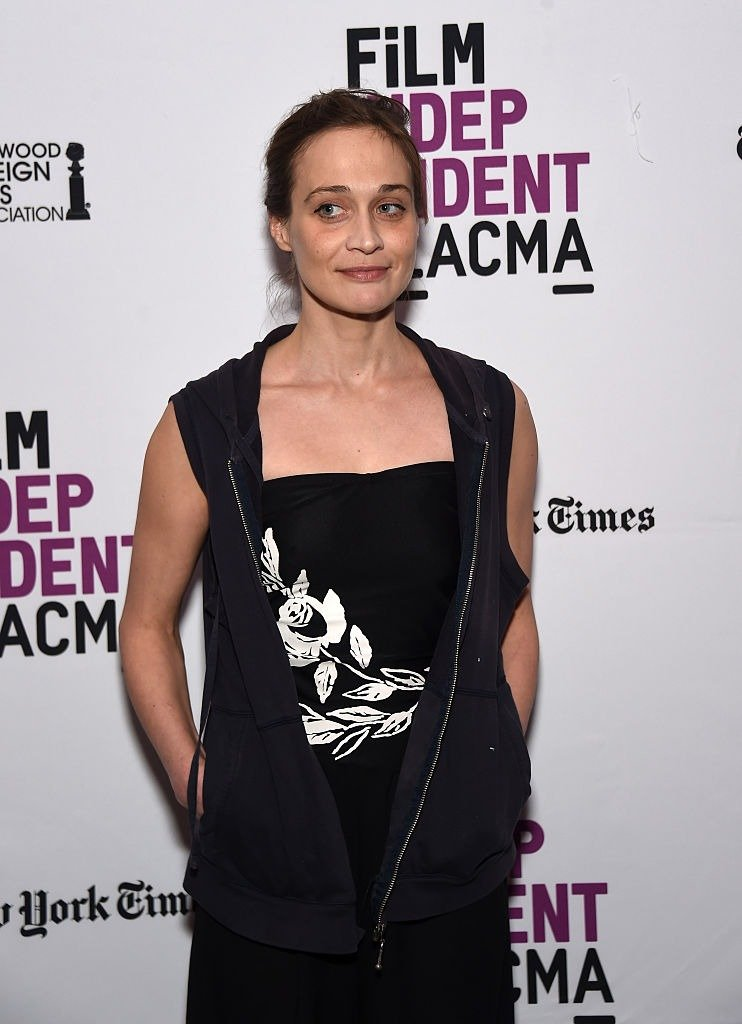 """Fiona Apple attends the Film Independent Live Read of """"Dr. Strangelove"""" with guest director Mark Romanek at the Bing Theatre at LACMA on January 21, 2016   Photo: Getty Images"""