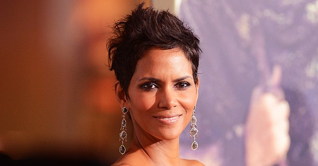 Halle Berry Slammed after Video of Son Maceo Wearing Her High-Heeled Boots Amid Quarantine