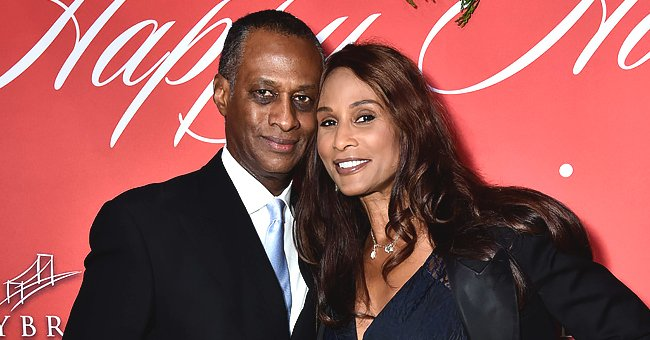 People: 67-Year-Old Supermodel Beverly Johnson Engaged to Financier Brian Maillian