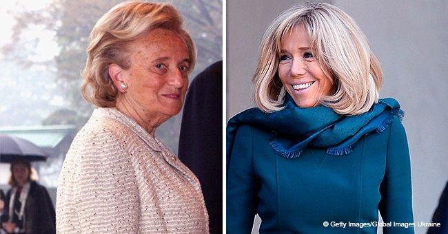 Brigitte Macron et Bernadette Chirac : qu'est-ce qu'elles ont en commun si ce n'est la couleur des cheveux ?
