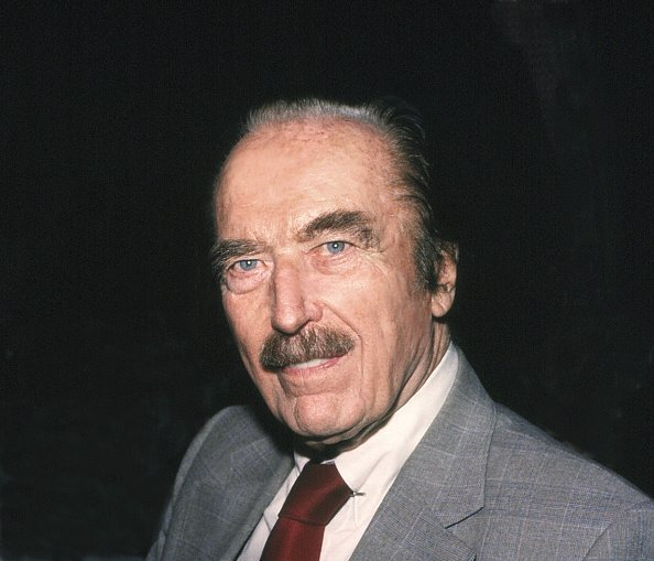 Donald Trump's Father Fred Trump at Tyson vs Holmes Convention Hall in Atlantic City | Photo: Getty Images