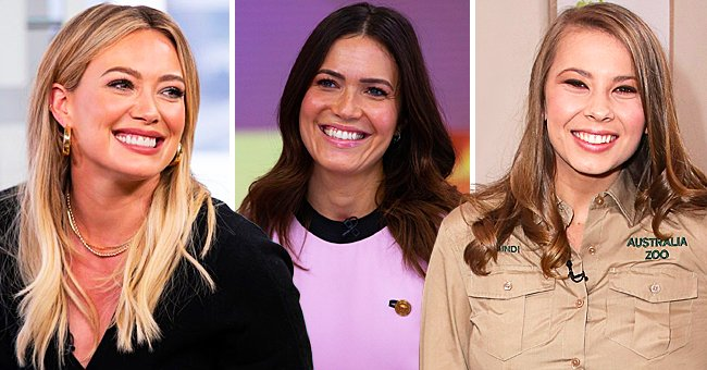 Mandy Moore, Bindi Irwin and Other Celebrity Moms Who Delivered Babies in 2021