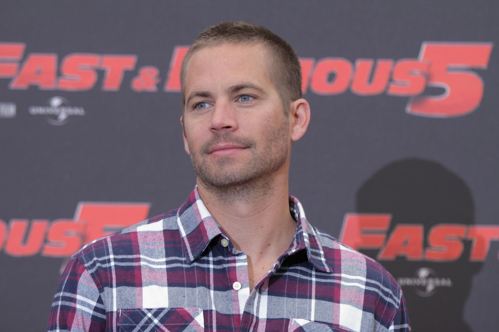 """Paul Walker at the """"Fast & Furious 5"""" photocall at Hassler hotel on April 29, 2011 