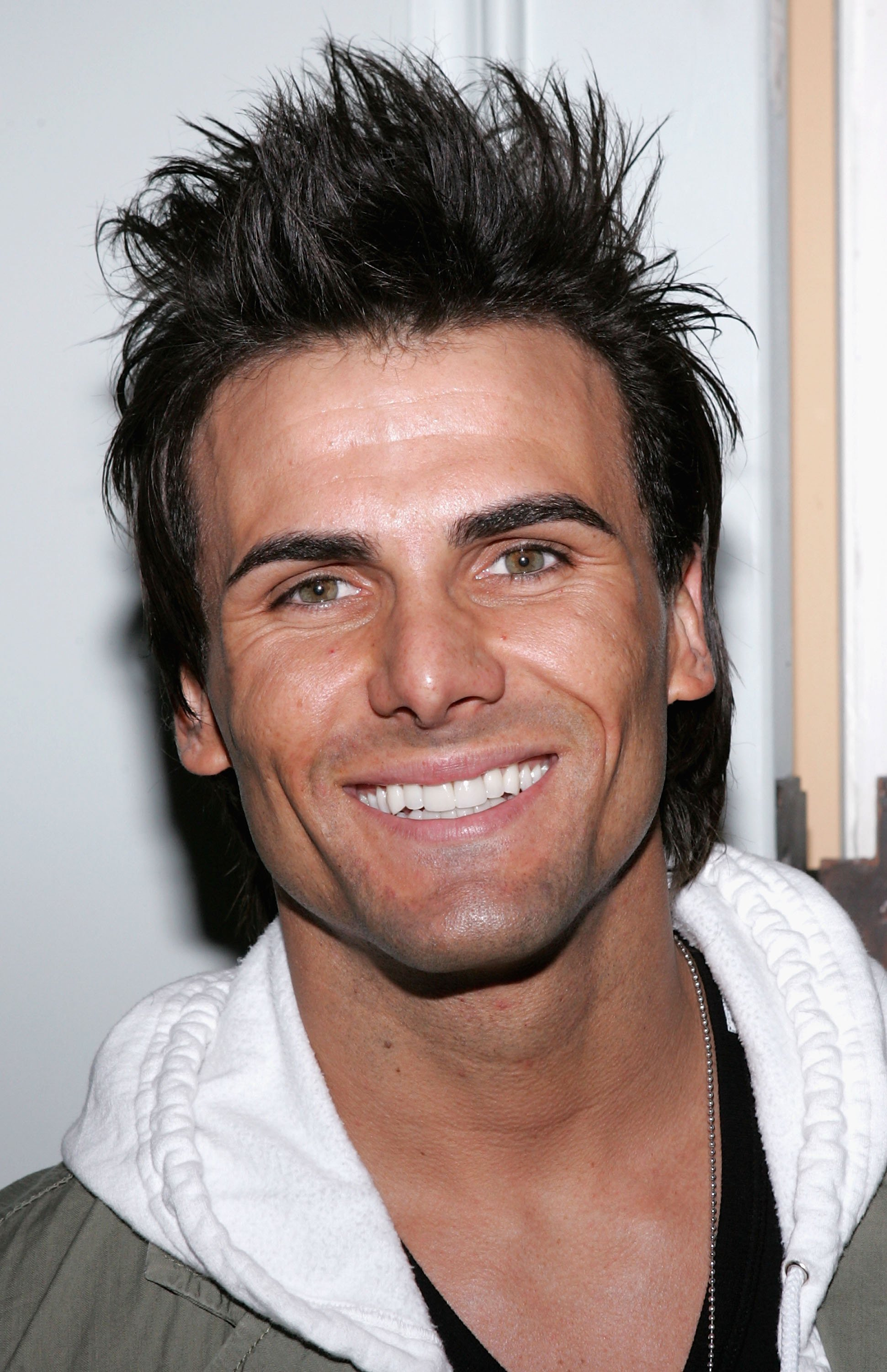 "Jeremy Jackson attends the season one and season two DVD release party for ""Baywatch"" at Casa Del Mar Hotel on October 30, 2006, in Santa Monica, California. 
