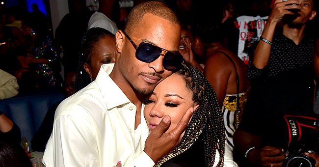 T.I. & Tiny's Daughter Heiress Spends Time at an Outdoor Fair in a White Shirt & Shorts in Photos