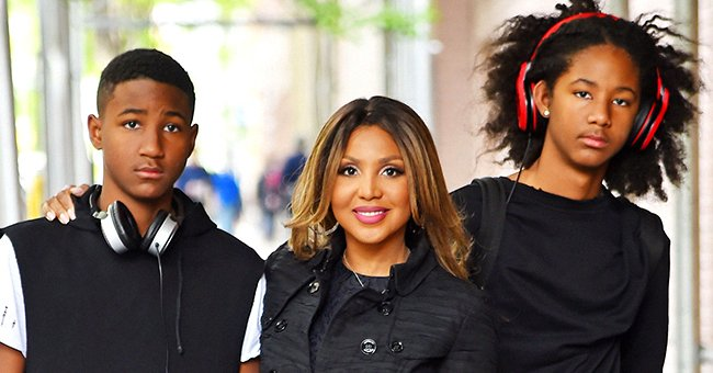 Toni Braxton Shares She Will Always Be #BlackMomWorried about Her Teen Sons