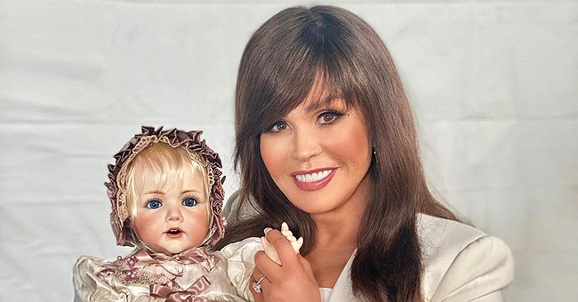 See Marie Osmond's Unique Birthday Present That She Got for Herself on Her 61st Birthday