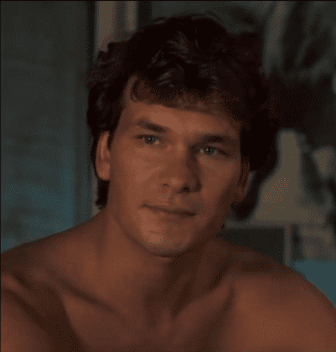 Patrick Swayze dans Dirty Dancing / Acteurs avant et après 2019 | Photo : Youtube/ Trustevery World