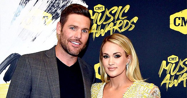 Carrie Underwood's Husband Mike Fisher Celebrates Son Jacob's 1st Birthday by Sharing Adorable Photo of Their Kids