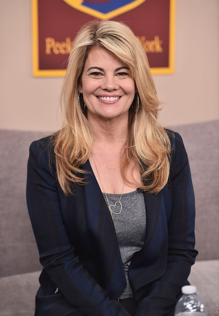 "Actress Lisa Whelchel attends Hallmark's Home and Family ""Facts Of Life Reunion"" at Universal Studios Backlot 