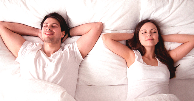 Daily Joke: A Wife and Her Husband Who Talk in Their Sleep Have a 'Conversation'