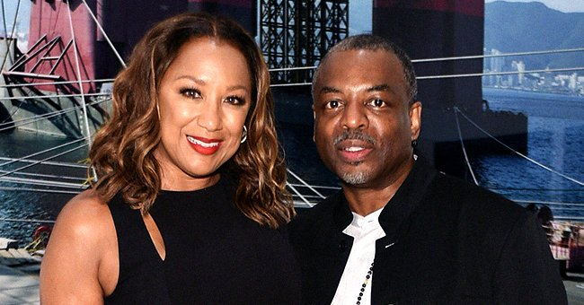 LeVar Burton Has Been Married for 28 Years Now – Details about His Beautiful Wife Stephanie