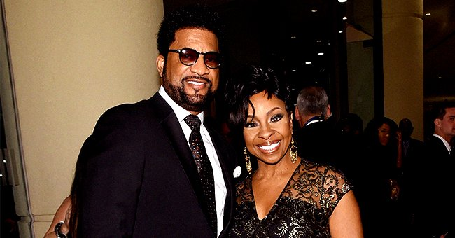 Gladys Knight & Husband William Mcdowell Celebrate 19th Anniversary with Throwback Wedding Snap